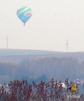 "Воздушный шар ""ABC"" над Барановичами"