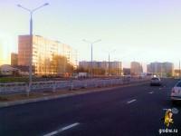Участок О.Соломовой открыт для движения транспорта
