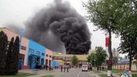 В 7 часов утра в котельном цехе ОАО «Гродно Азот» произошел пожар