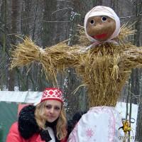 Проводы зимы в Гродно 2013