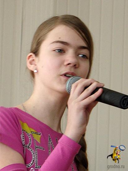 На концерте «Созвездие талантов»